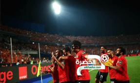 منتخب مصر يتأهل لدور الستة عشر ببطولة كأس الأمم الأفريقية 31