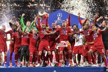 ليفربول يُتوّج بدوري أبطال أوروبا 51