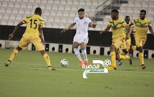 صور مبارة الجزائر مالي 3-2 24