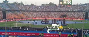 الدولة الجزائرية تكفلت بمصاريف تذاكر دخول الجزائريين لملعب القاهرة الدولي 32
