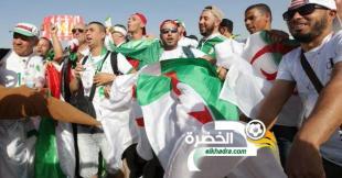 """""""وان تو ثري"""" الشعار الشهير للجزائريين الذي يعشقه المصريون 27"""