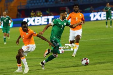 مباراة الجزائر وكوت ديفوار كاملة 1 -1 تعليق حفيظ دراجي   2019 31