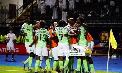 الجزائر - نيجيريا: مكافآت مالية كبيرة للاعبي نيجيريا على كل هدف 29