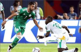 الجزائر والسنغال : محرز و ماني في صراع نهائي الكان 32