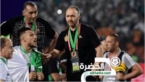 الجزائر بطلًا لـكان 2019 : كتبوا التاريخ.. بلغوا المجد.. عانقوا الذهب! 31