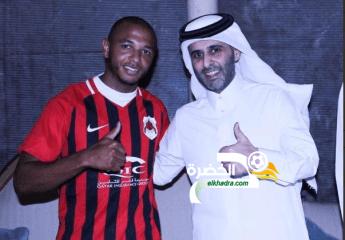 ياسين براهيمي رسمياً في الريان القطري لمدة 3 مواسم 25