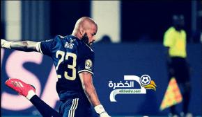 مبولحي اكثر الحراس الجزائريين مشاركة مع الخضر 68 مباراة 32