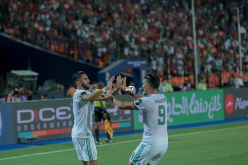 اهداف الجزائر ضد نيجيريا اليوم 24