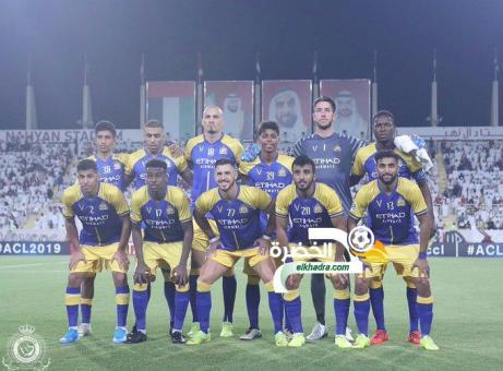 النصر السعودي يتأهل لدور الـ8 من دوري أبطال آسيا 24