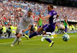 ريال مدريد يسقط في فخ التعادل أمام ضيفه بلد الوليد 30