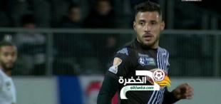نادي أنجي الفرنسي يطلب خدمات الدولي الجزائري يوسف بلايلي 29