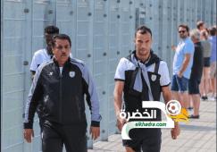 بن العمري يصاب في الركبة ويبتعد عن الشباب السعودي قرابة الشهر 29