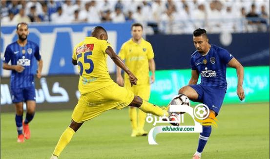 الهلال السعودي يجدد عقد اللاعب سالم الدوسري 24
