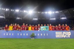 تتويج روما بكأس مابيل غرين بعد الفوز على ريال مدريد بركلات الترجيح 56