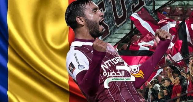 بلال عمراني يسجل ثنائية ويقود كلوج الروماني لتأهل مثير في دوري أبطال أوروبا 24