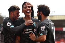 ليفربول يتغلب على مضيفه ساوثهامبتون في الدوري الإنكليزي 26