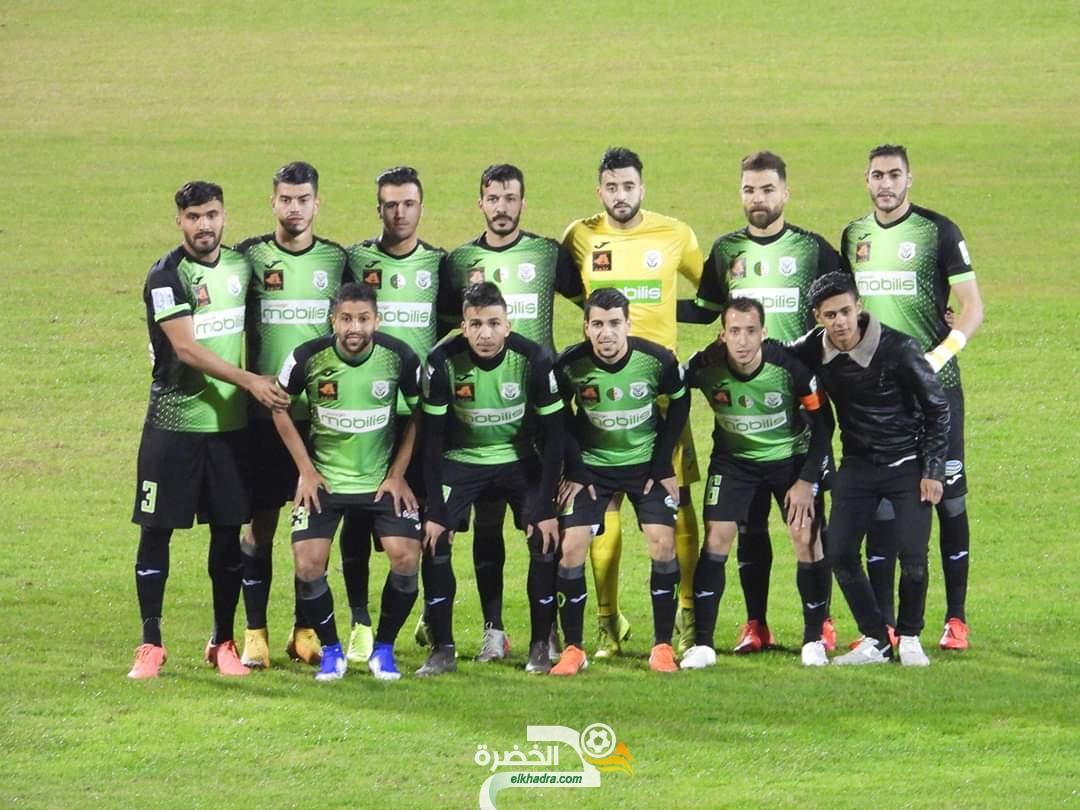شبيبة سكيكدة 0-0 شباب قسنطينة :التعادل السلبي يحسم أولى مباريات الجولة الثامنة