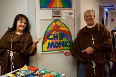 """Trunk or Treat """"Chip"""" Monks (Priscilla and Scott)"""