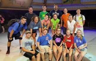 Sr. High Mission Trip