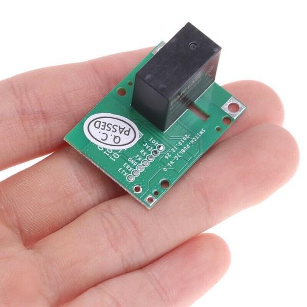 SONOFF Smart Wifi relemodul RE5V1C 5V DC Wireless Remote Switch Relay rele ModulWT6 Sonoff02