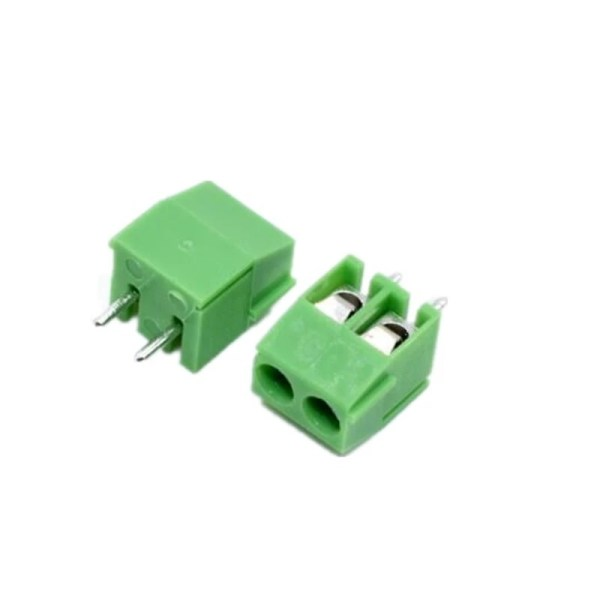 Skrutilkobling - Screw Terminal - passer til Arduino 2p 3 5mm Pitch Screw Termina