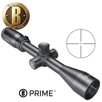 Bushnell Prime 4-12x40 Rifle Scope.