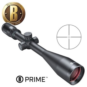 Bushnell Prime 6-18x50 Rifle Scope.