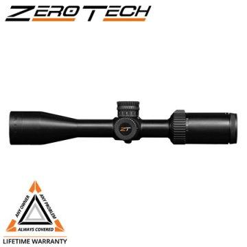 ZeroTech Vengeance 3-12x40 Duplex Scope - Side View.