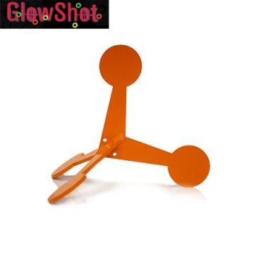 Glow Shot Flipping Jack Target.