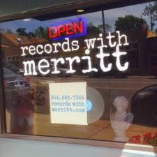 RECORDS WITH MERRITT