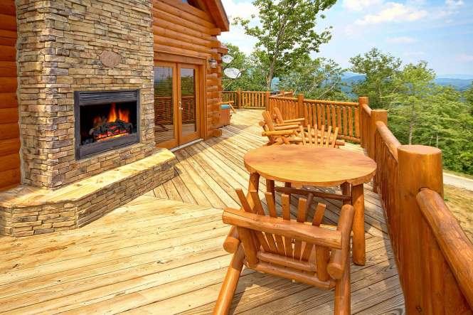 3 Bedroom Cabins In Gatlinburg Tn For Elk Springs Resort