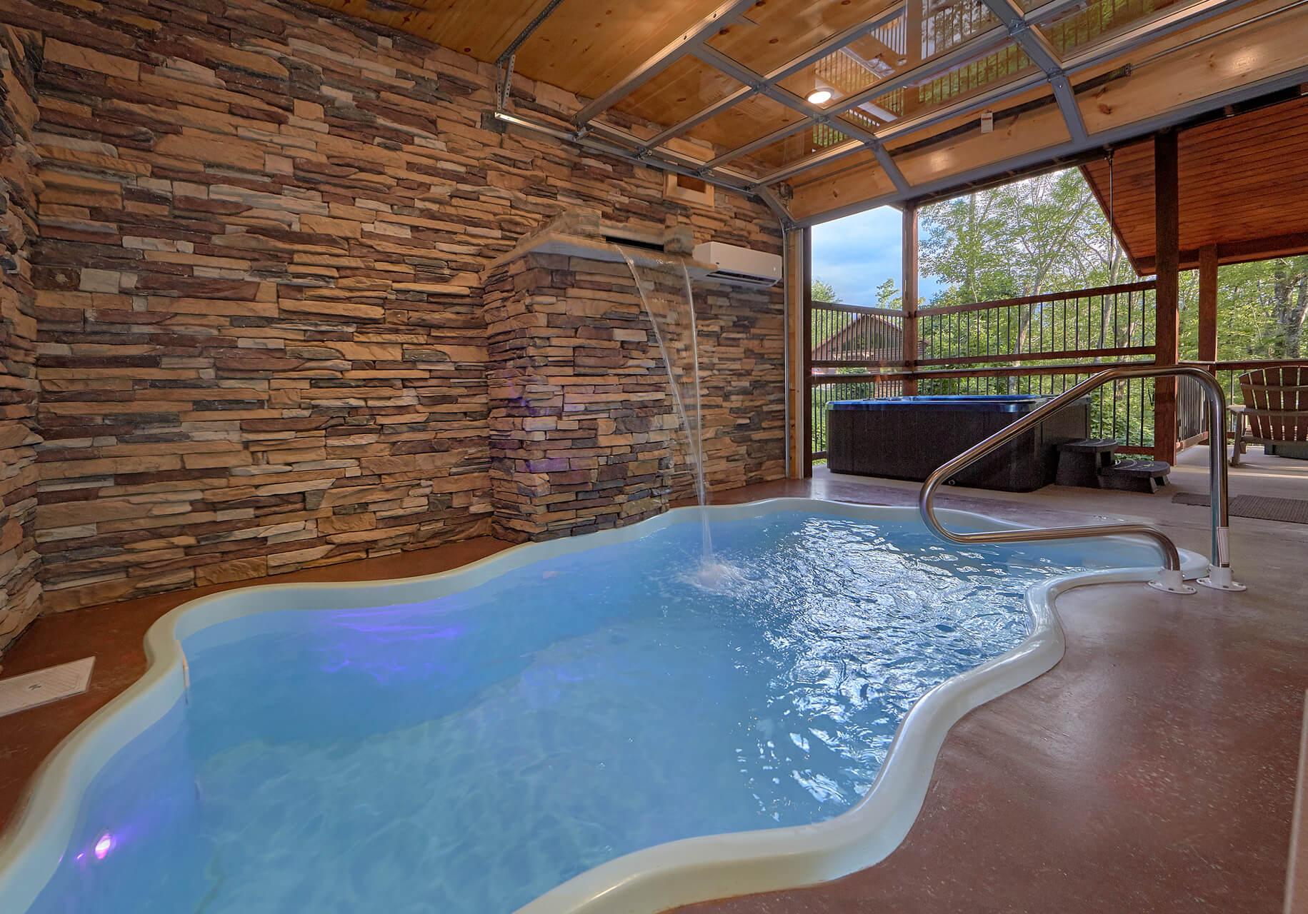 2 Bedroom Cabins In Gatlinburg TN For Rent Elk Springs