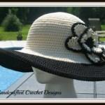 Simply Southern Crochet Beach Hat