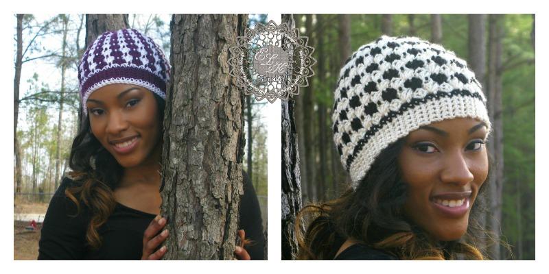 Mystic Free Beanie Crochet Pattern