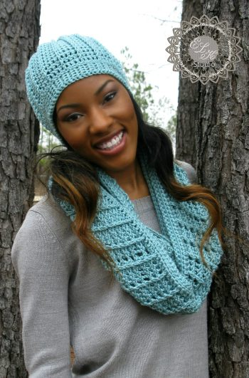 Country Appeal Free Beanie Pattern by ELK Studio