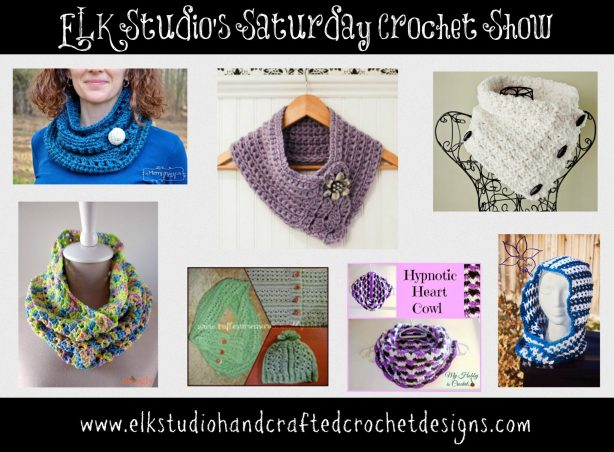 ELK Studio's Saturday Crochet Show #3