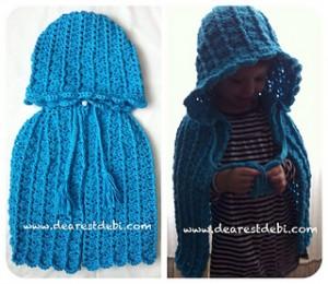 Lady Bella Cloak by Debi Dearest