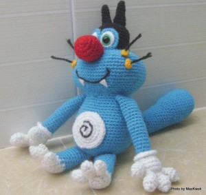 Oggy by Be A Crafter XD
