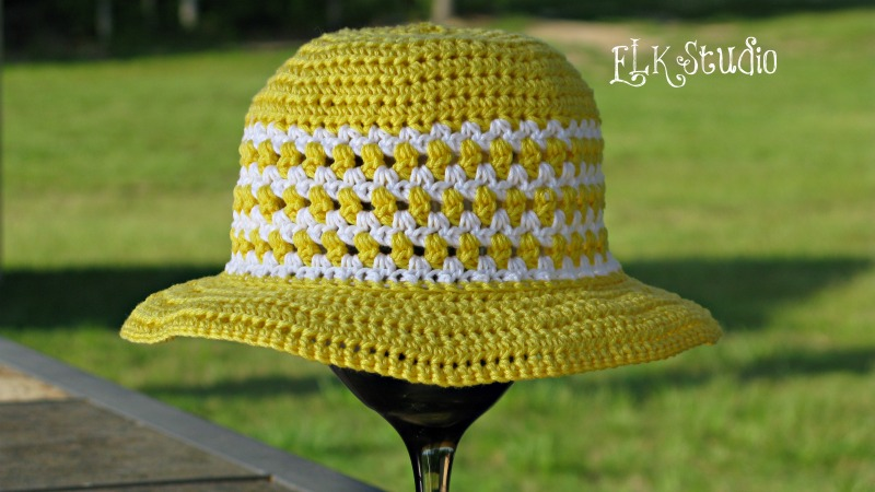 Daydreams Summer Hat by ELK Studio