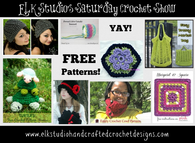 ELK Studio's Saturday Crochet Show