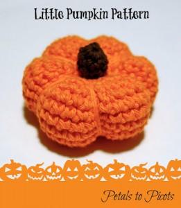 Little Pumpkin by Petals to Picots