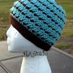 Mountain Mist – A Free Crochet Beanie Pattern!