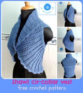 Maz Kwok's Design on ELK Studio's Saturday Crochet Show