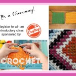 It's A Craftsy Class Giveaway – Crochet:  Basics and Beyond with Kim Werker