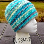Simple Sweetness Crochet Beanie!