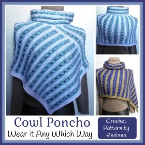 cowl-poncho