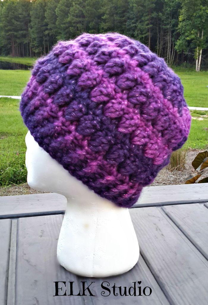 Christmas Present Crochet-Along Bulky Weight Yarn Project #2 by ELK Studio