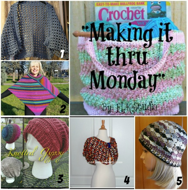 Making it thru Monday Crochet Review 111