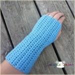 Easy Wrist Warmers