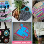 Making it thru Monday Crochet Review #114